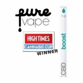 Pure One Purple Punch Cartridge 500mg – Central Coast